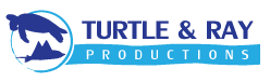 Turtle & Ray Productions Logo